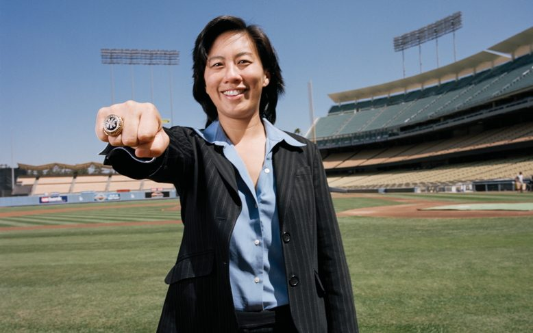 Kim Ng is First Female GM of Any MLB Team
