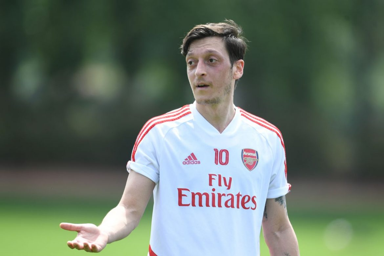 Where Will Mesut Ozil Play?