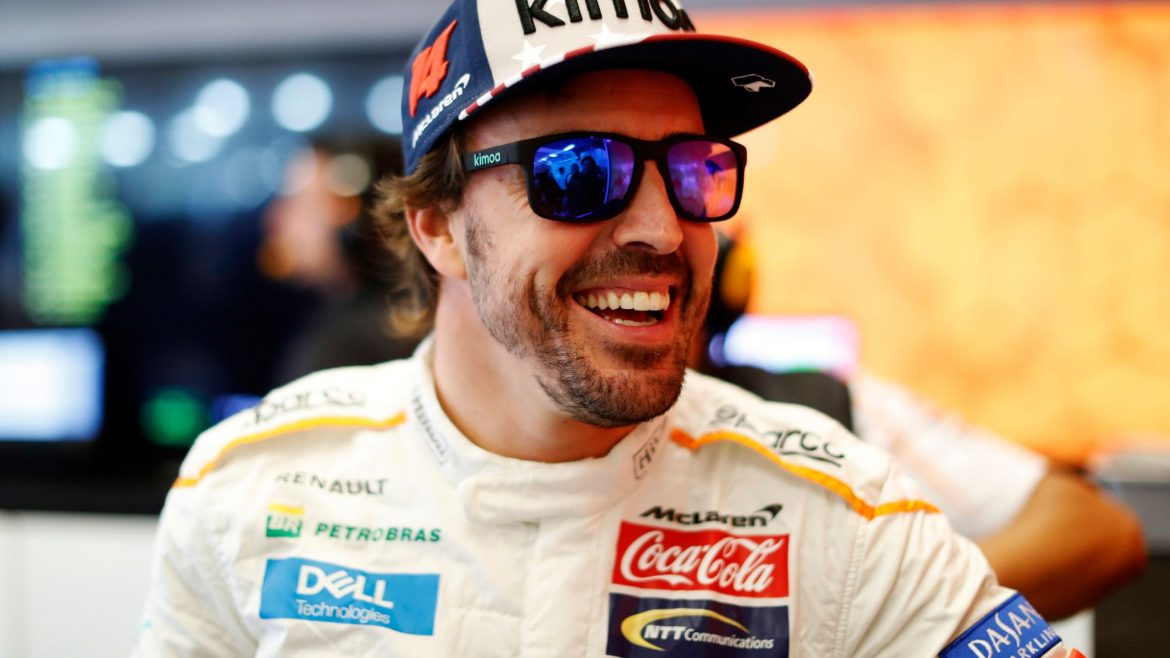 Fernando Alonso Returns to Formula 1