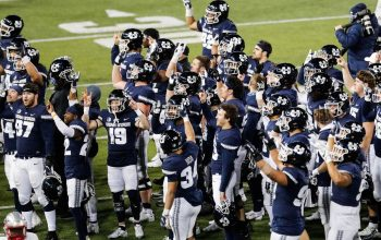 Utah State Game Cancelled After Players Protest Against President's Comments