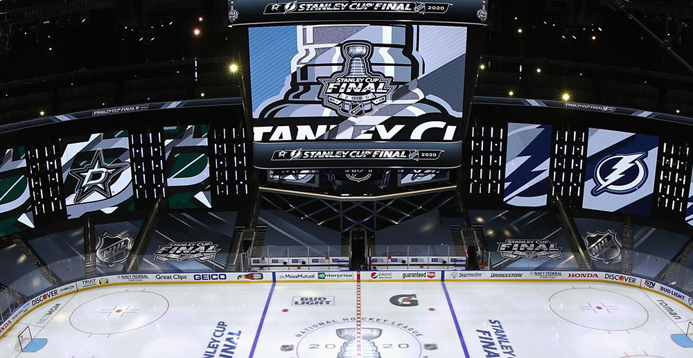 Fans Welcome 2020-2021 NHL Season