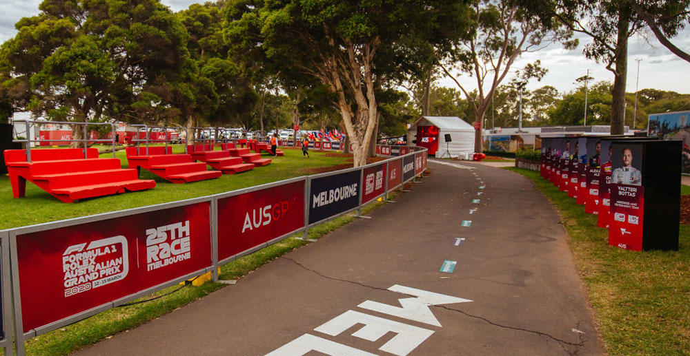 Australian GP Postponed Due to Quarantine