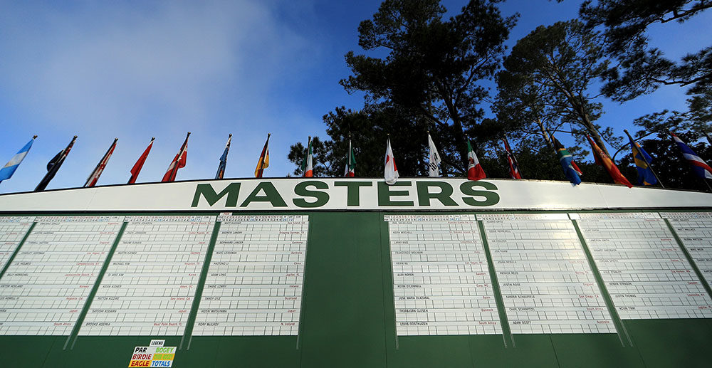 The Masters to Allow Limited Number of Fans