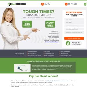 RealBookies.com Sportsbook Pay Per Head