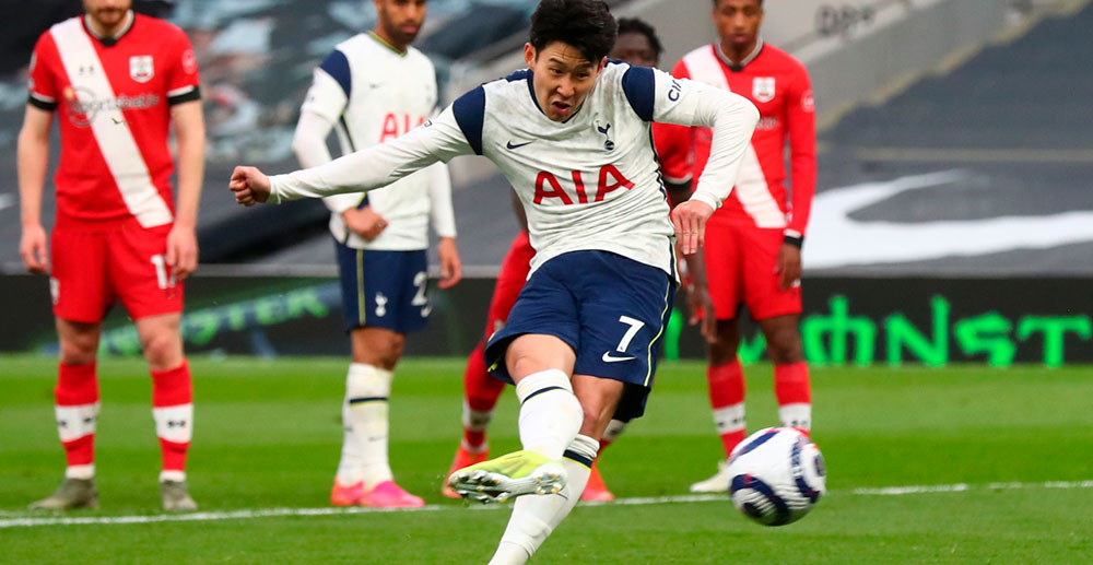 Son Heung-min Achieved Career-High 15th Goal in Season