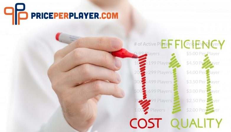 PricePerPlayer.com is Restructuring their Business with Lower Pay Per Head Prices